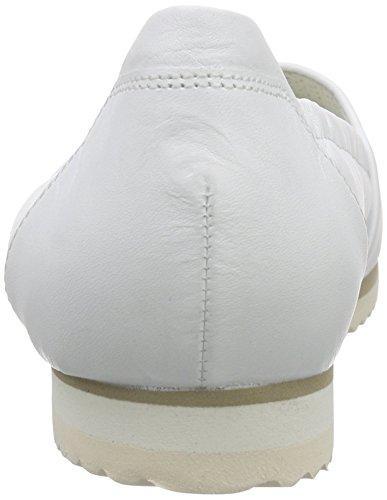 White 21 Ballerine Bianco GaborGabor Weiss Donna Itxn0qw8Z