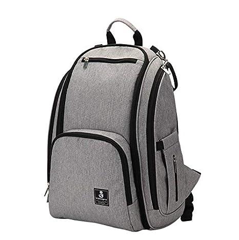 Horbous 20L bolsa de pañales para bebés Bolsas de pañales mochila para el cuidado del bebé