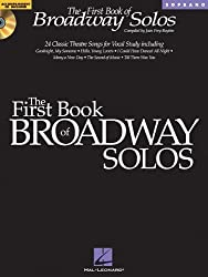 The First Book of Broadway Solos: Soprano (Book & Audio CD) by Boytim, Joan Frey (2001) Paperback