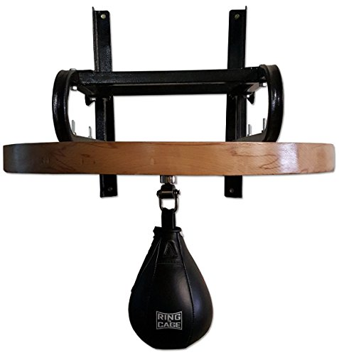 Deluxe Speed Bag Platform - Adjustable by Ring to Cage (Image #1)