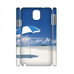 Diy Summer beach Phone Case for samsung galaxy note 3 3D Shell Phone JFLIFE(TM) [Pattern-1]