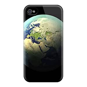 New Europe And Africa As Seen From Space With The Earth Cases Covers, Anti-scratch Evanhappy42 Phone Cases For Iphone 6