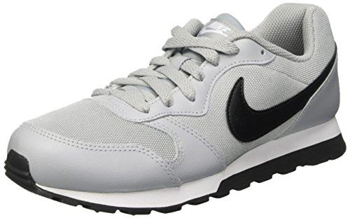 On On 2 Gar gs Runner Grey wolf Chaussures white white Gris black Running De Nike Entrainement Md ExqSZnHUwz