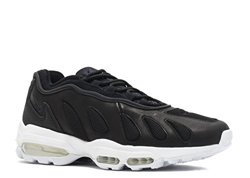 Nike Menns Air Max 96 Xx Sort Skinn