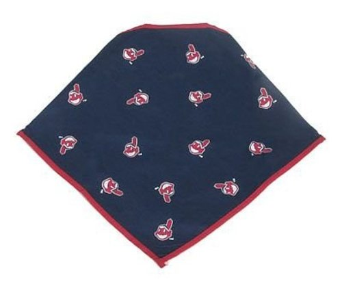 Sporty K9 MLB Cleveland Indians Dog Bandana, Large
