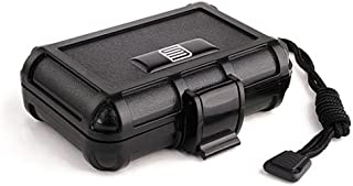 product image for S3 Dustproof, Hard Case with Foam Liner for Universal - Non-Retail Packaging - Black
