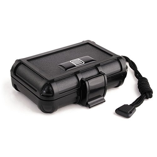 S3 Dustproof, Hard Case with Foam Liner for Universal - Non-Retail Packaging - Black
