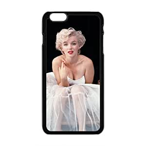 Happy White Dress Women Hot Seller Stylish Hard Case For Iphone 6 Plus