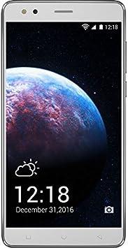 Teléfono móvil Smartphone Innjoo halo x Gris / 5.5