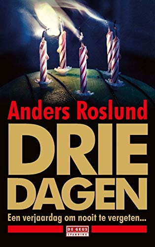 Drie dagen (Ewert Grens): Amazon.es: Roslund, Anders, Bezemer ...