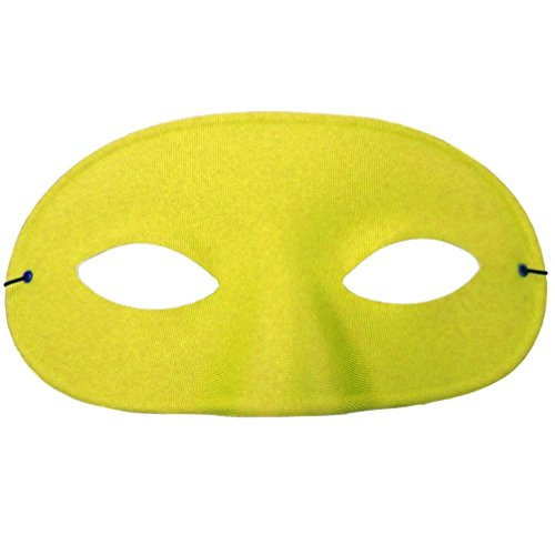 Mememall Fashion Domino Satin Eyemask with Elastic Strap (Kids Union Officer Hat)