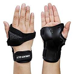 CTHOPER Impact Wrist Guard Protective Ge...