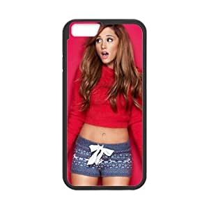 Personality customization Ariana Grande Cute Live Picture Case for iPhone 6 By PLUS9556A case