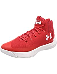 the latest 388b5 51a48 Men s Curry 3Zero Basketball Shoe Red Size 14 M US
