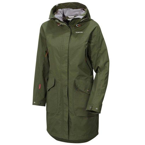 RRP Peat Waterproof Womens 170 161 Thelma Coat Didriksons qWAIwBOq