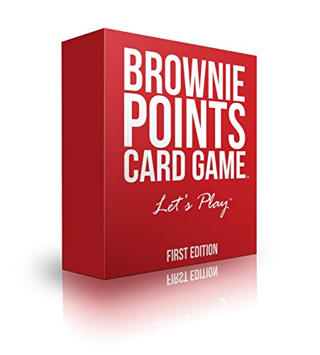Brownie Points Card Game First Edition: The Ultimate Game of Strategy and Speed.