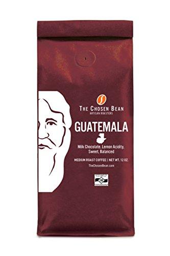 Direct - from - Roaster Guatemalan Single-Origin Direct-Trade Coffee Micro Roasted Light - Medium Roast Gourmet Whole Bean Specialty Coffee 12-Ounce