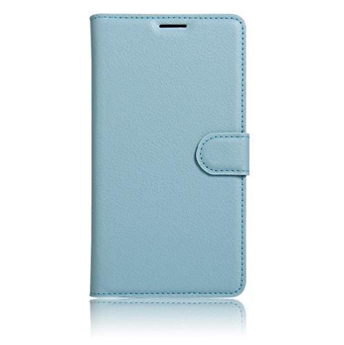 Funda Libro para BQ Aquaris X5, Manyip Suave PU Leather Cuero Con Flip Cover, Cierre Magnético, Función de Soporte,Billetera Case con Tapa para Tarjetas I