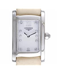 Longines Dolce Vita quartz womens Watch L5.158.4842 (Certified Pre-owned)