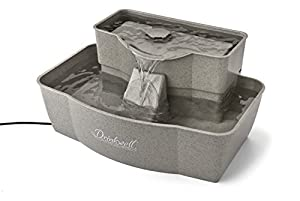 6. PetSafe - Drinkwell Multi-Tier Dog and Cat Water Fountain