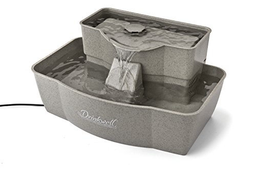PetSafe Drinkwell Multi-Tier Dog and Cat Water Fountain,100 (Drinkwell Pet Water Fountain)