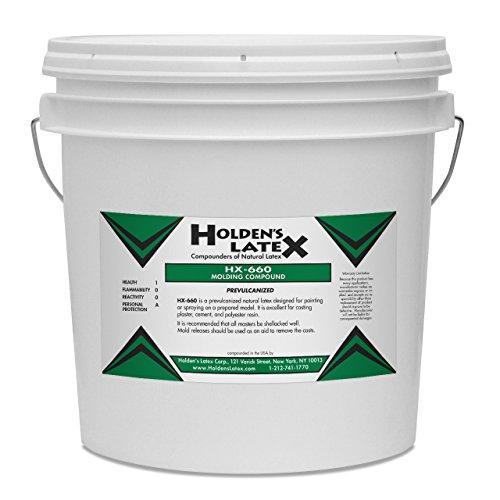 HX 660 Natural Liquid Latex Making