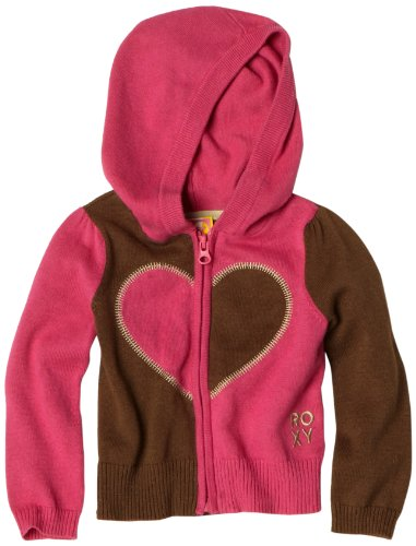 Roxy Kids Baby Girls' Under The Weather Hooded Sweater