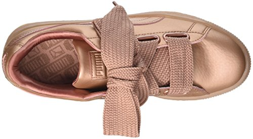 Rosa Zapatillas Puma Copper Mujer Copper Basket Rose para Heart wPtqrxYnAt