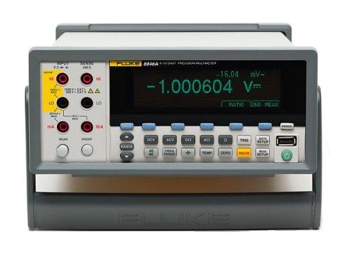 Fluke 8846A 120V Certificate Calibration