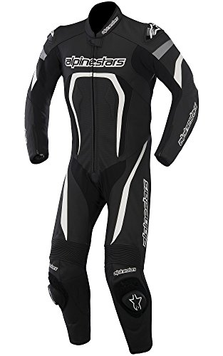 1 Piece Leather Motorcycle Suit - 4