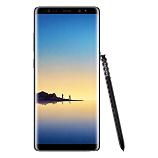 Samsung Galaxy Note8 N950U 64GB Unlocked GSM LTE Android Phone w/ Dual 12 Megapixel Camera - Midnight Black