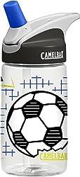Camelbak Eddy Kids Water Bottle, Goal!, .4 L