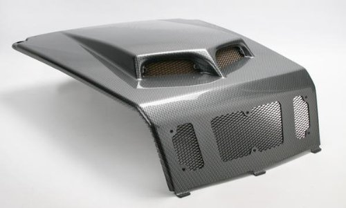 Maier 1947130 Scooped Hood for Polaris RZR