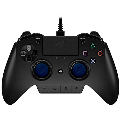 Razer Raiju Pro Gaming Wired Controller for Playstation 4 (Optimized for Esports)