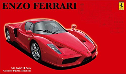 1/24 Real Sports Car Series No.102 Enzo Ferrari