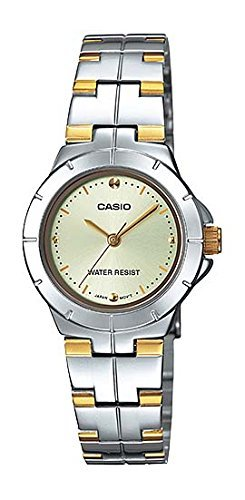 Casio General Ladies Watches Metal Fashion LTP-1242SG-9CDF