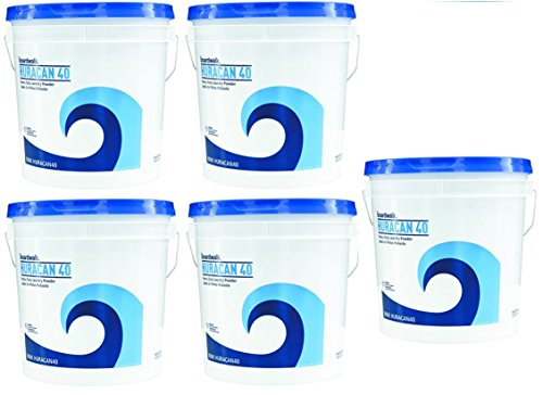 Boardwalk HURACAN40 Low Suds Laundry Detergent, Powder, 5 pails by Boardwalk