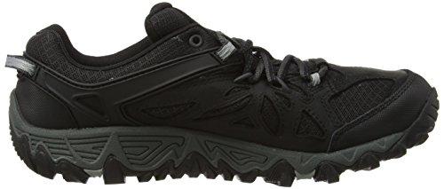 MerrellAll Out Blaze Vent Gtx - Zapatos de Low Rise Senderismo hombre Negro - negro