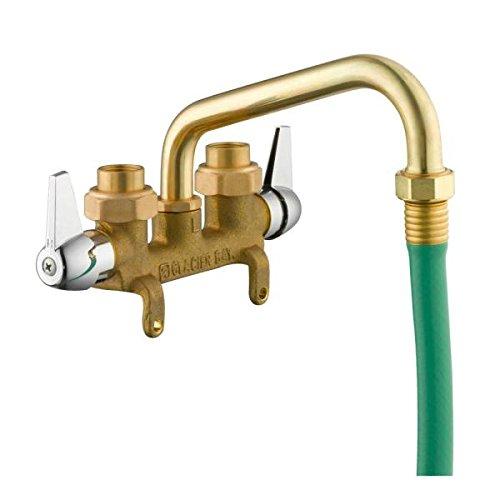 Glacier Bay 4211N-0001 2-Handle Laundry Faucet, Rough Brass by Glacier Bay