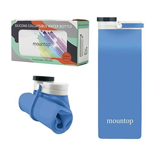 mountop Collapsible Silicone Water