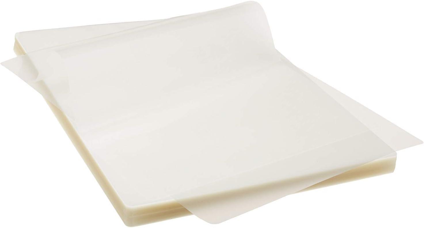 AmazonBasics - Láminas para plastificar (A4, 100 unidades)