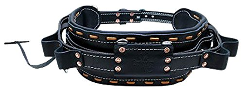 - Buckingham 2000M-25BL Full Float Body Belt, 6