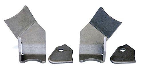 TeraFlex 4937400 Control Arm Skid Plate (JK Rear Lower Kit)