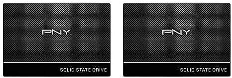 """PNY SSD7CS900-240-R SATA III 2.5/"""" 240 GB Internal SSD"""