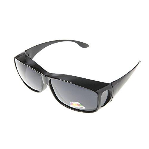 Noir ASVP Shop UVB soleil vélo porter ® etc le polarisants UVA pour conduite 'FEMMES'Sur pêche lunettes Par à la dessus SOLAIRES POLARISÉES à verres la de r4HrwSdqx
