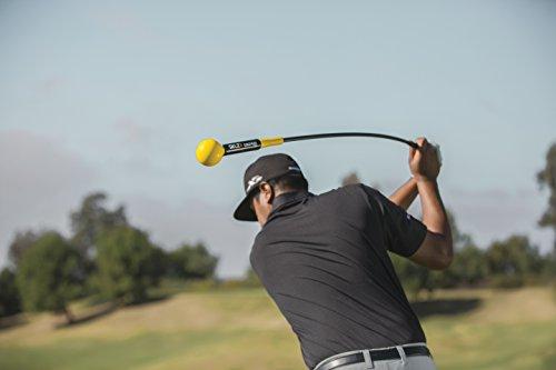 SKLZ Gold Flex - Golf Training Aid for Strength and Tempo Training / Golf Swing Trainer