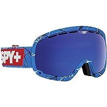 Spy Optic Marshall 313013772390 Snow Goggles, One Size (Spy Louie Vito Frame/Bronze Blue Persimmon Silver Lens) by Spy