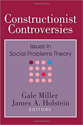 amazon constructionist controversies issues in social problems