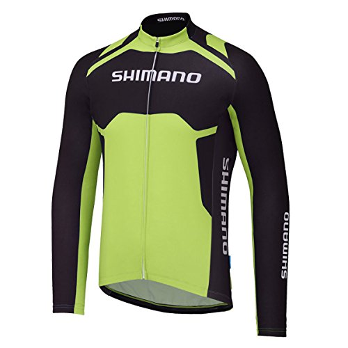 Shimano Thermal Sleeve Jersey Color All
