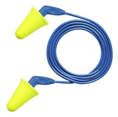 Ear Plugs, 31dB, Corded, Univ, PK200